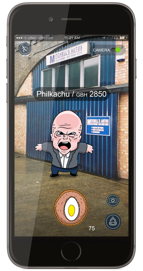 pokemon go phil mitchell utterphilth
