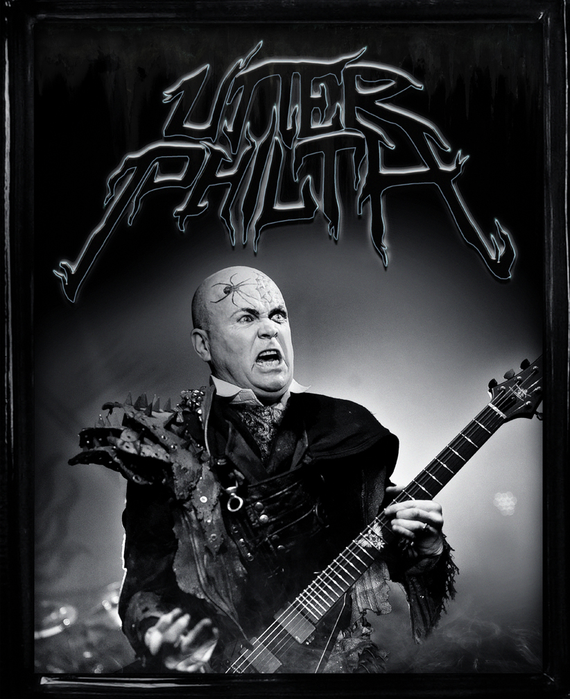 death metal phil mitchell