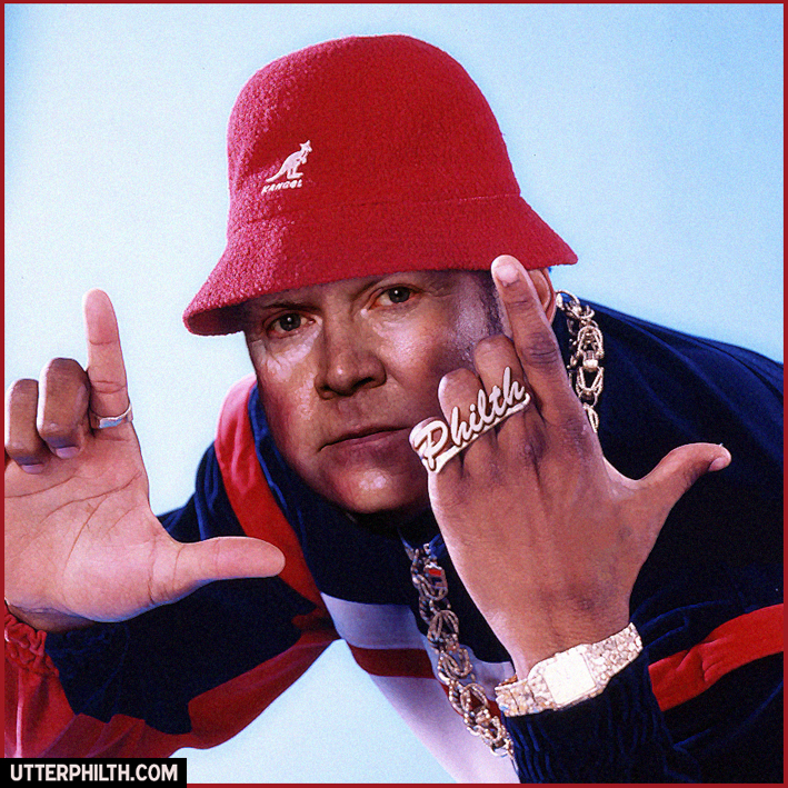 LL cool J Phil Mitchell utterphilth