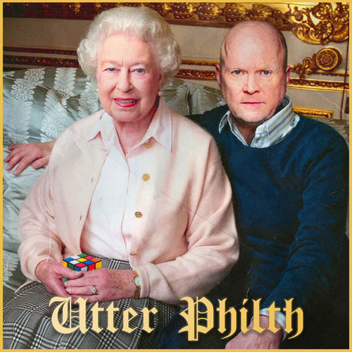 queen hrh phil mitchell utterphilth