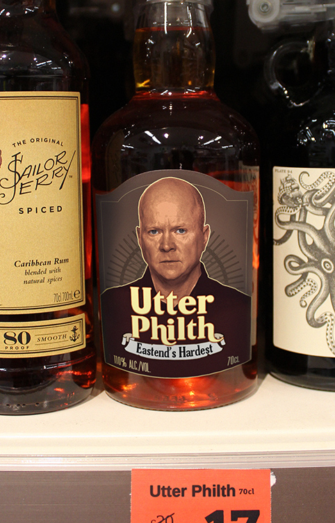 phil mitchell drink