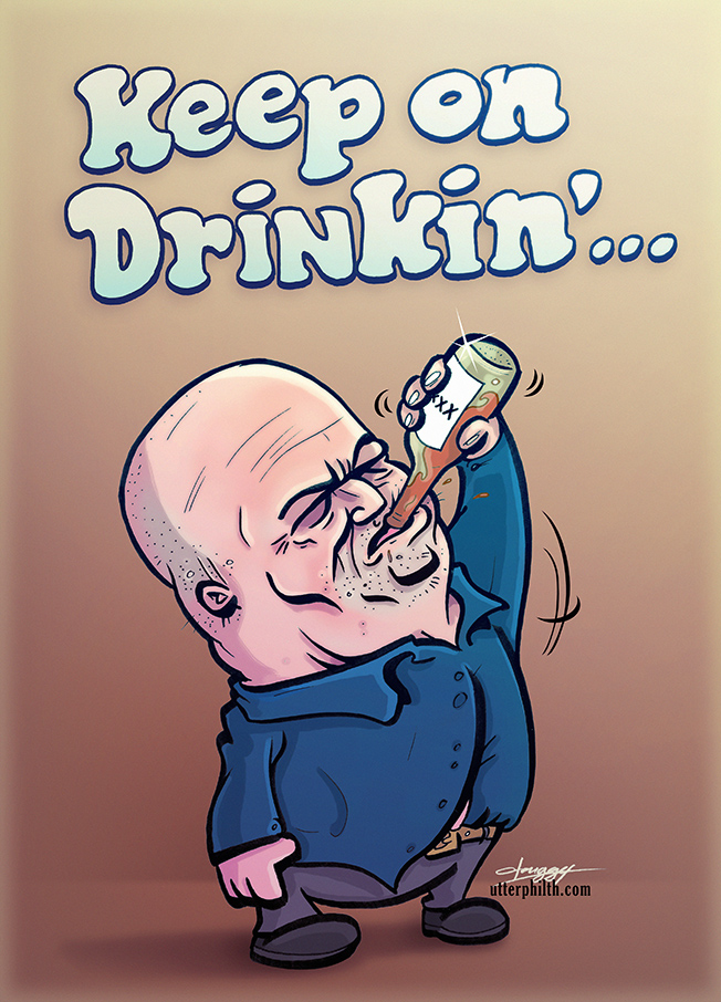 phil mitchell cartoon utterphilth