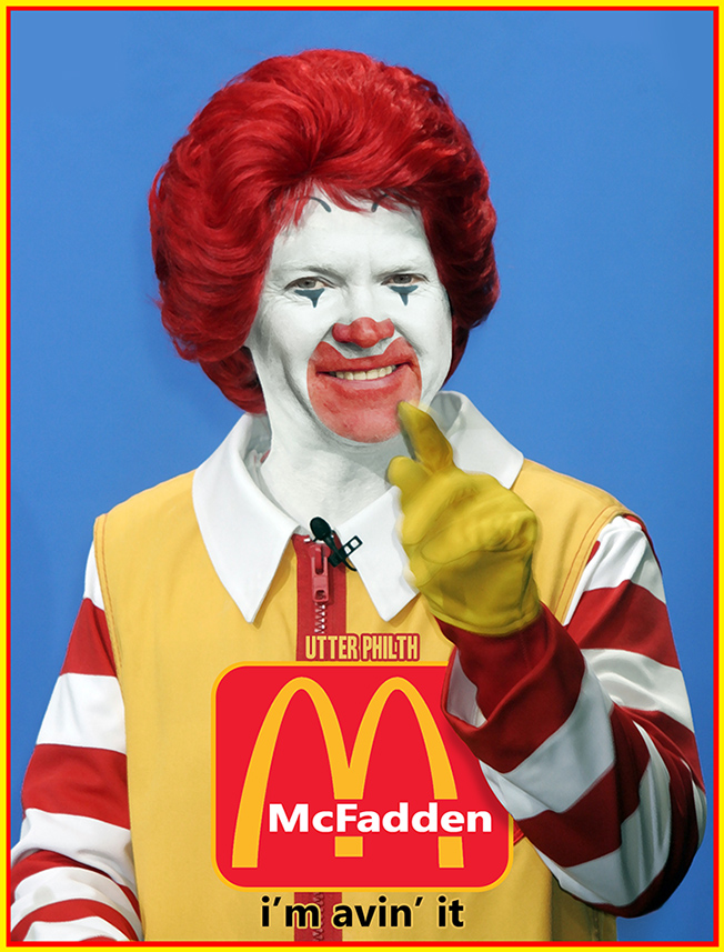 utterphilth steve mcfadden ronald mcdonald phil mitchell
