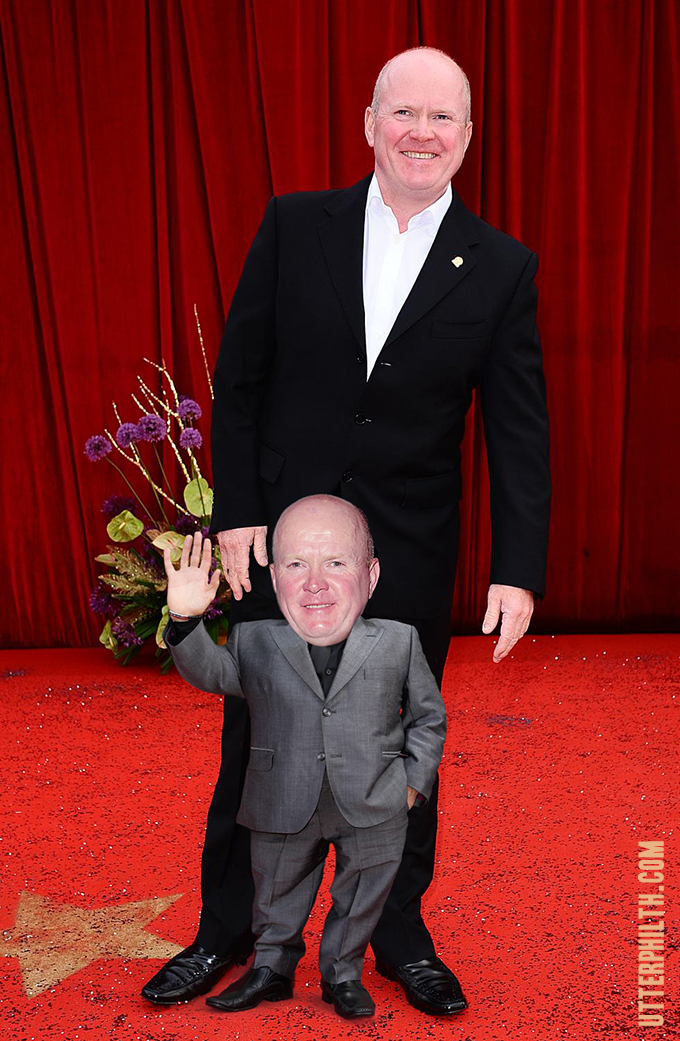 phil mitchell utter philth