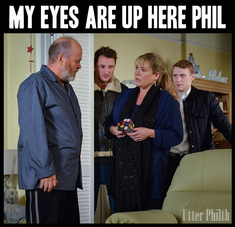 utter philth phil mitchell